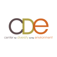 logo for center for diversity and the environment